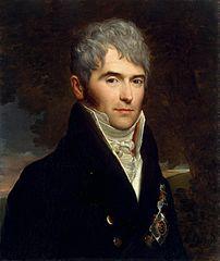 Portrait of Prince Viktor Kochubey