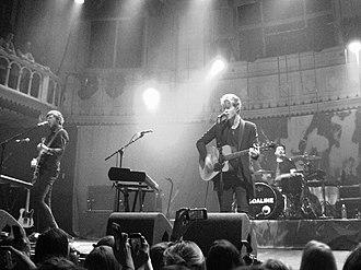 Kodaline - Kodaline performing in 2015