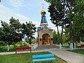 Komrat - kaplica zbudowana w miejscu gdzie dawniej znajdowała się cerkiew zburzona w czasach komunizmu.jpg
