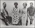 Koningin Juliana, prinses Beatrix en prins Claus, Bestanddeelnr 017-0827.jpg