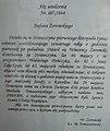 Kopia aktu chrztu Stefana Żeromskiego Strawczyn kościół.jpg