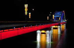 Danyang County - Image: Korea Danyang Bridge 3071 07
