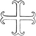 Kors, Ankarkors, Nordisk familjebok.png