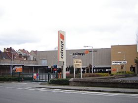 illustration de Colruyt (supermarché)