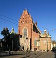 Krakow TrinityChurch H61.jpg