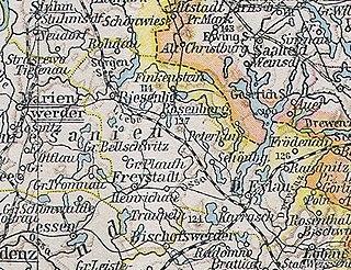 Kreis Rosenberg in Westpreußen