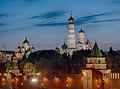 Kremlin at night - Moscow, Russia - panoramio.jpg