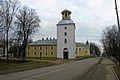 Krustpils castle (since 1255) - ainars brūvelis - Panoramio.jpg