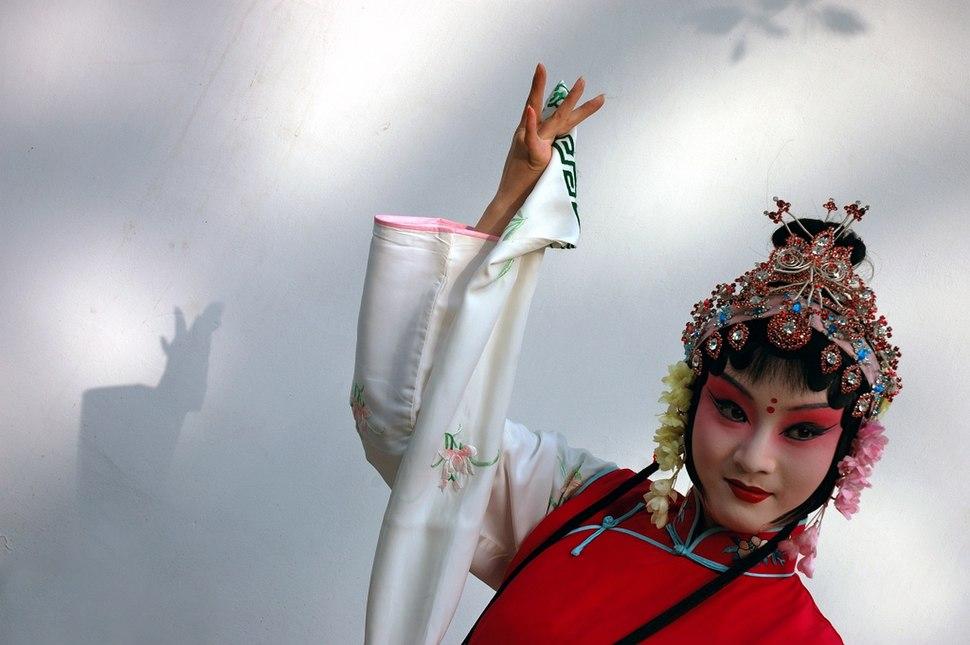 Kunqu - Dan