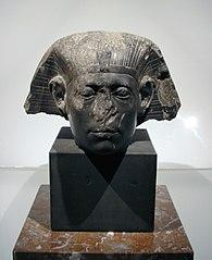 Kopf eines Sphinx Sesostris' III.