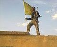 Kurdish YPG Fighter (11485682064).jpg