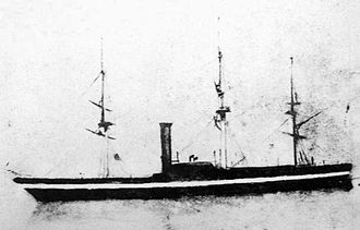 East India Squadron - USS Powhatan