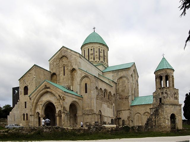 Bagrati Cathedral_4