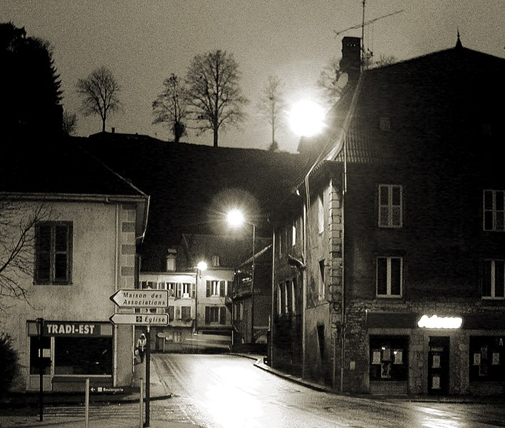 L'Isle-sur-le-Doubs, France