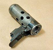 Lösskjutningsanordning gevär m-96B m-38B m-41B - Armémuseum