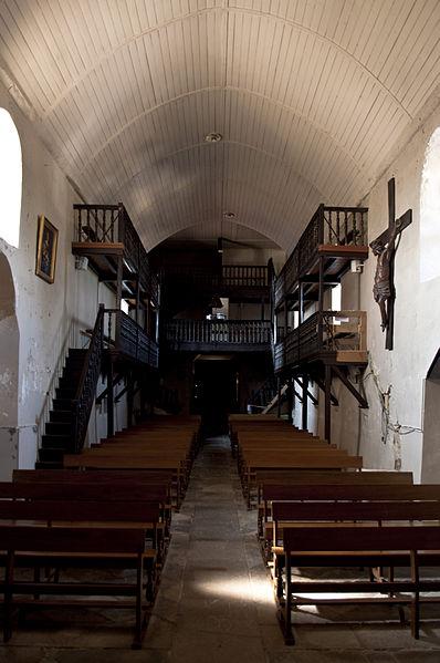 L'église Notre-Dame est un lieu de culte catholique situé dans la commune de Lahonce, dans le département français des Pyrénées-Atlantiques.
