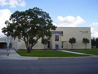 Lyndon B. Johnson High School (Austin, Texas) - Lyndon B. Johnson Early College High School