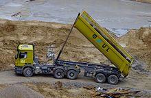 End Dump Truck >> Dump Truck Wikipedia