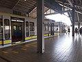 LRT1 Baclaran station and 1000 class.jpg
