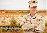 LT Ann Iannitto, Nurse Corps, USN, 2012