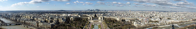 Paris By Matism [CC BY-SA 3.0  (https://creativecommons.org/licenses/by-sa/3.0)], from Wikimedia Commons