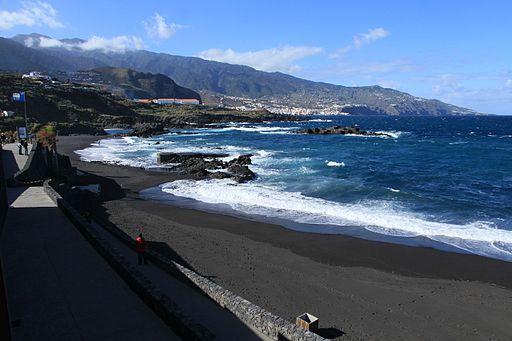 La Palma - Brena Baja - Los Cancajos - Punta de la Arena + Playa de Los Cancajos