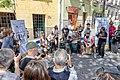 La ciudad de Madrid rinde homenaje al músico Jerry González 12.jpg
