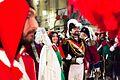 La mugnaia Domenica Venditti e il Generale Claudio Ferrero anno 2017 (foto Baldo Simone).jpg