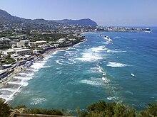 La spiaggia di San Francesco