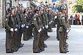 La tropa formada para la Jura de Bandera (15449427105).jpg