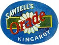 Label from Sawtell's Orade (6808507836).jpg