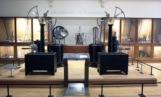 Lavoisier's Laboratory