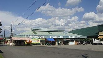 Labrador, Pangasinan - Image: Labrador 56bjf