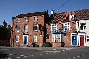 Laceby - Laceby village centre.