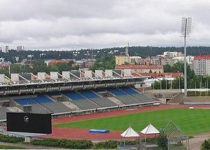 FC Lahti - Lahden Stadion