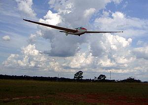 Laister-Kauffman TG-4 - Laister-Kauffman TG-4 PT-PAZ in Bauru, Brazil