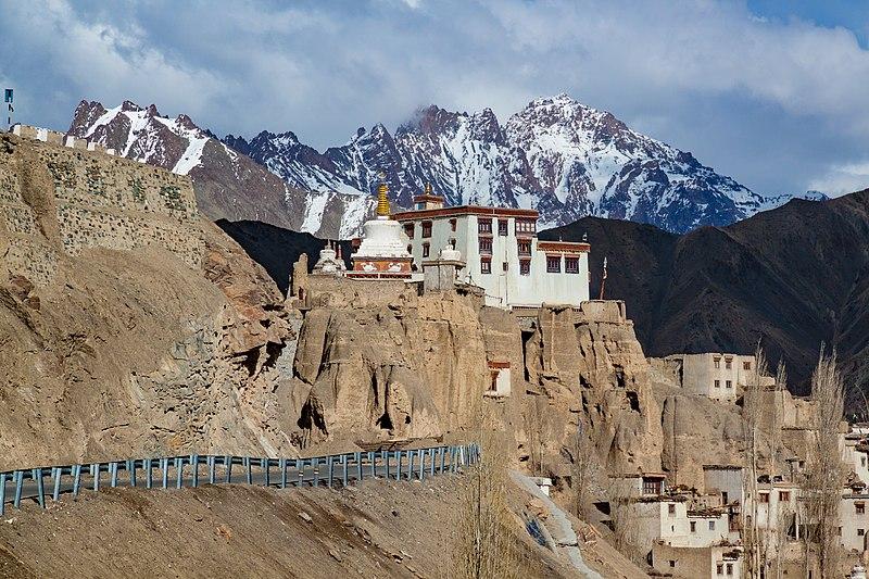 Vihara Lamayuru, Ladakh, Jammu & Kashmir