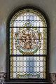 Lambach Stift Kreuzgang Fenster FJ.jpg