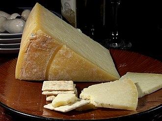 Lancashire cheese - Image: Lancashire cheese