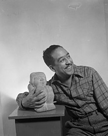 langston hughes langston hughes 1943 photo by gordon parks