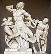 Sculpture of Laocoön and His Sons, Vatican Museums