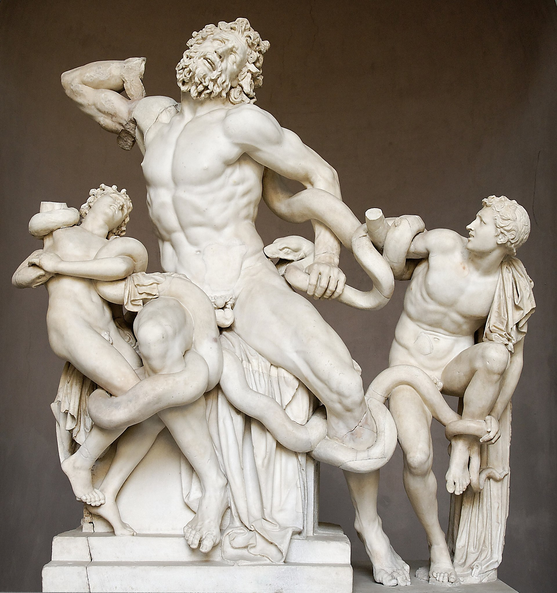 How to start learning about art Laocoon