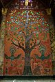 Laos - Luang Prabang 107 - Tree of life mosaic at Wat Xieng Thong (6582774181).jpg