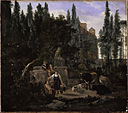Lapp, Jan - An Italian Landscape with Figures and Cattle - Google Art Project.jpg