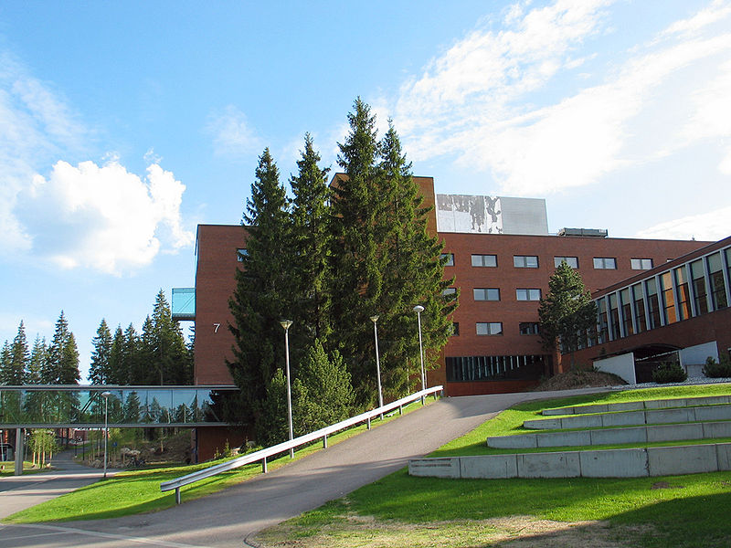 ファイル:Lappeenranta University of Technology - 7th Wing.jpg