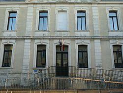 Laruscade mairie.JPG