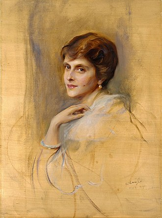 Princess Alice of Battenberg - Image: Laszlo Princess Andrew of Greece