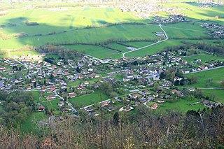 Lathuile Commune in Auvergne-Rhône-Alpes, France