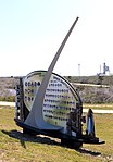 Launch Complex 39 sign - Kennedy Space Center - Cape Canaveral, Florida - DSC02655.jpg
