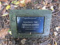 Laurelhurst Park, Portland - Strawberry Tree plaque.JPG